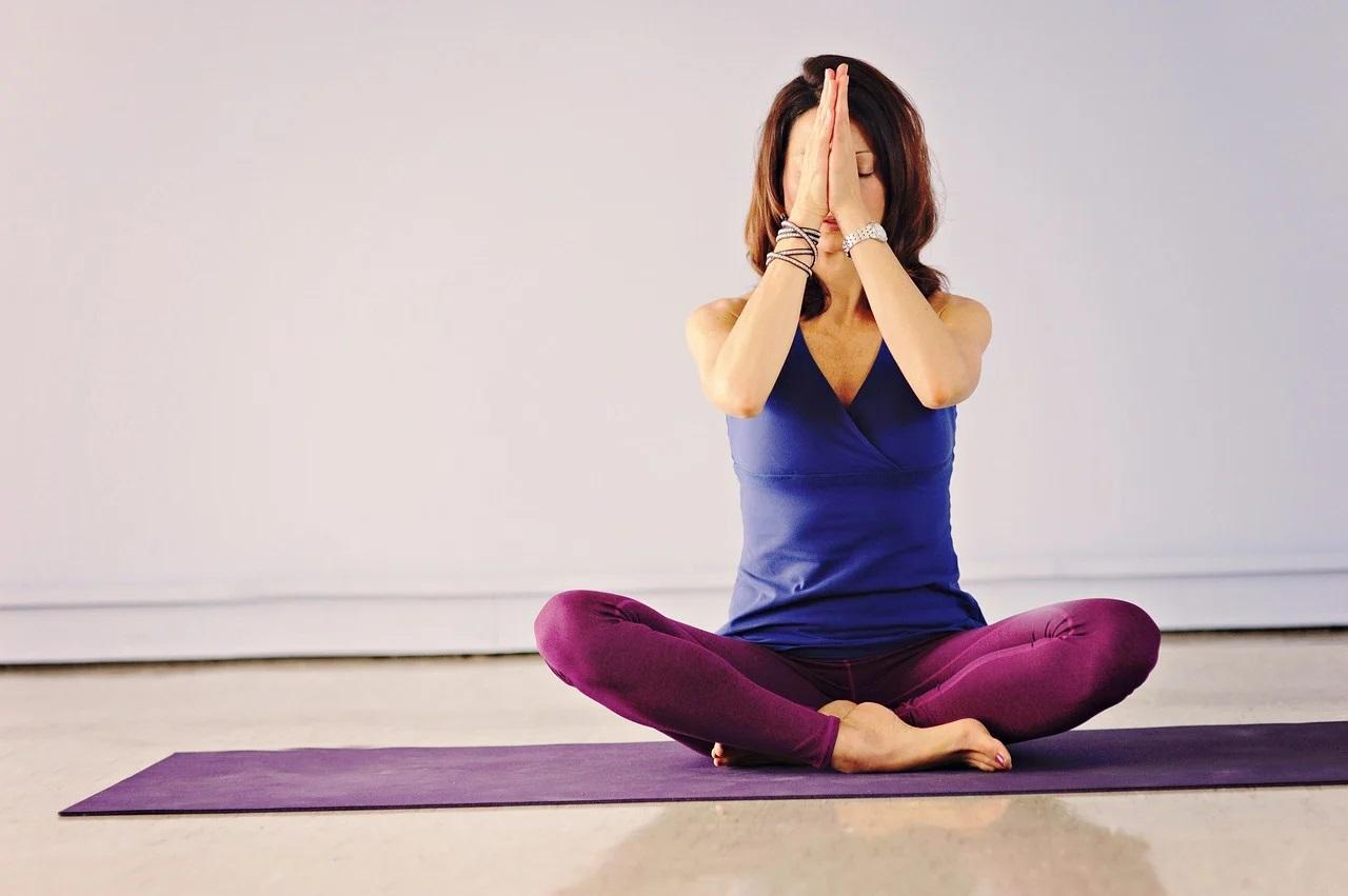 Quelle est la couleur idéale pour un tapis de yoga ?